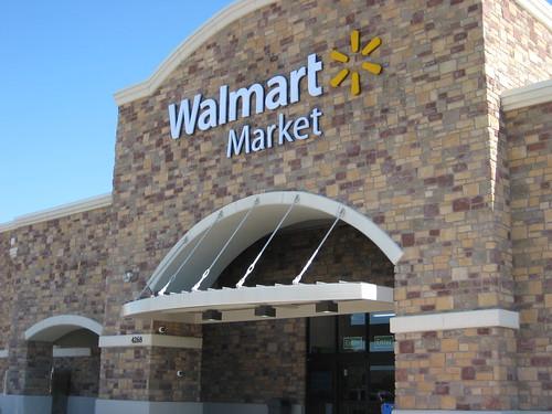 ウォルマートマーケット