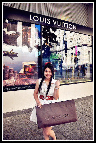 Louis Vuitton Queen Street Brisbane