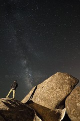 looking for the milkyway (wild friday) Tags: sardegna longexposure italy nature night stars landscape sardinia natura environment nocturne notte stelle milkyway ambiente openflash vialattea