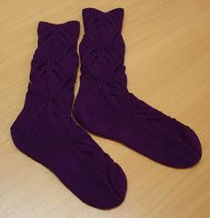 Isfahan socks