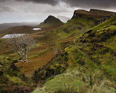 Trotternish Ridge, Skye (Douglas Griffin) Tags: skye scotland cleat trotternish canon1740f4l dundubh trotternishridge biodabuidhe 5x4crop canoneos5dmarkii lee06ndhardgrad