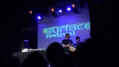 Entrega de premios Surface Festival