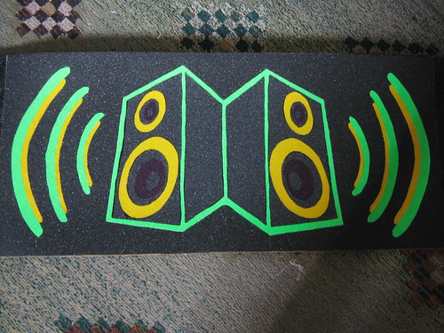 how to draw on griptape