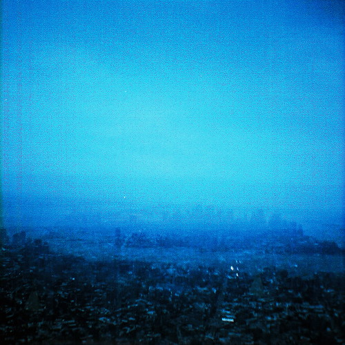 フリー写真素材|建築・建造物|都市・街・村|空|ブルー|