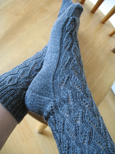 Almondine Socks_2