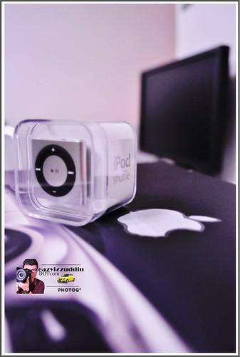 iPod Shuffle Gua