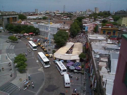 Feria du Caminito (La Boca - Buenos Aires)
