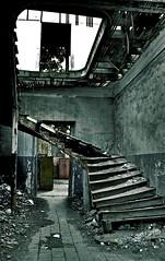 Cairo abbandonata... (Baruda) Tags: old stairs egypt cairo egitto martiri ruggine manifestazione abbandoned rivolta abbandonato rivoluzione hosnimubarak nikon200 baruda piazzatahrir valentinaperniciaro midanaltahrir primaveraaraba