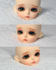 Preview - Lati Yellow Kuroo for Karen (***Andreja***) Tags: face make up yellow ball nicole nicolle doll makeup dreams bjd custom jointed andreja faceup lati nicolles kuroo