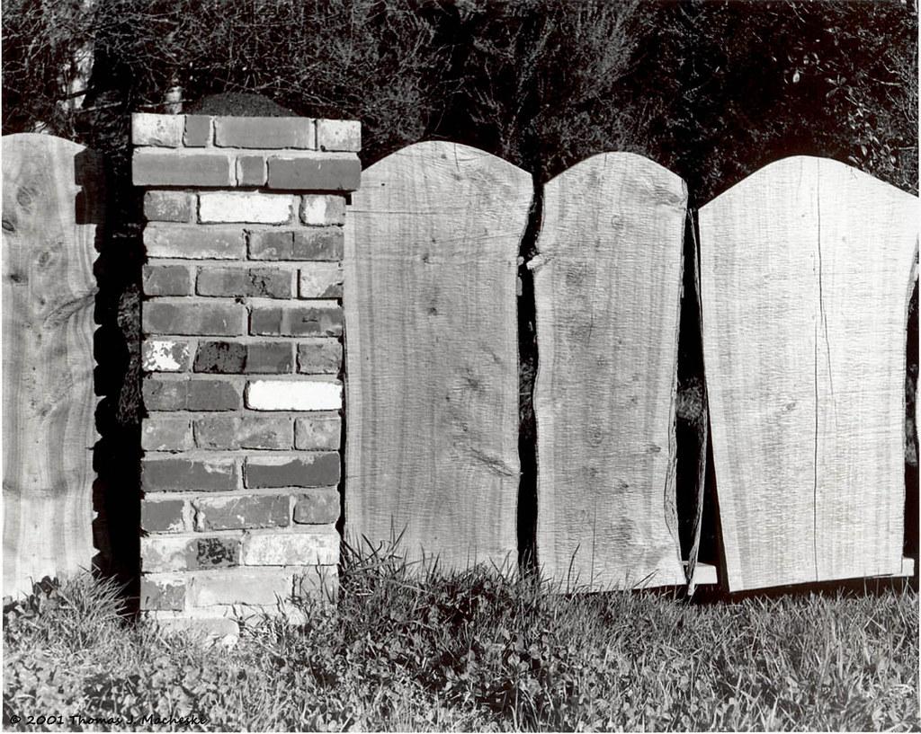 Wooden Fence, Otago