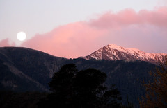Moonrise 11th September 2011 (phunnyfotos) Tags: pink sunset moon snow clouds canon spring australia victoria fullmoon alpine moonrise canonpowershots2is canonpowershot mtbeauty northeastvictoria mtbogong kiewavalley mountbeauty mountbogong phunnyfotos