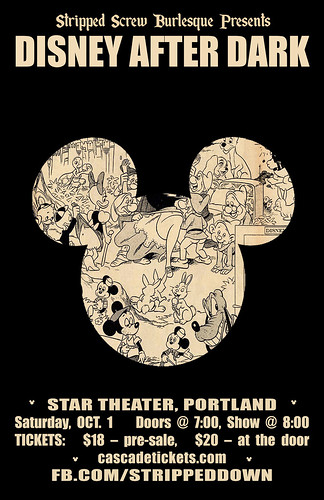 Disney After Dark Portland