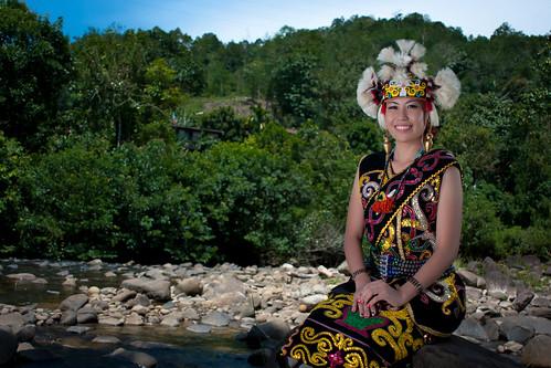 Nana in Orang Ulu by Joshua Aquinas Ding