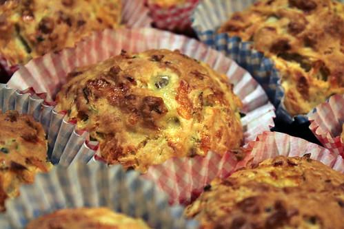 Savoury Muffin