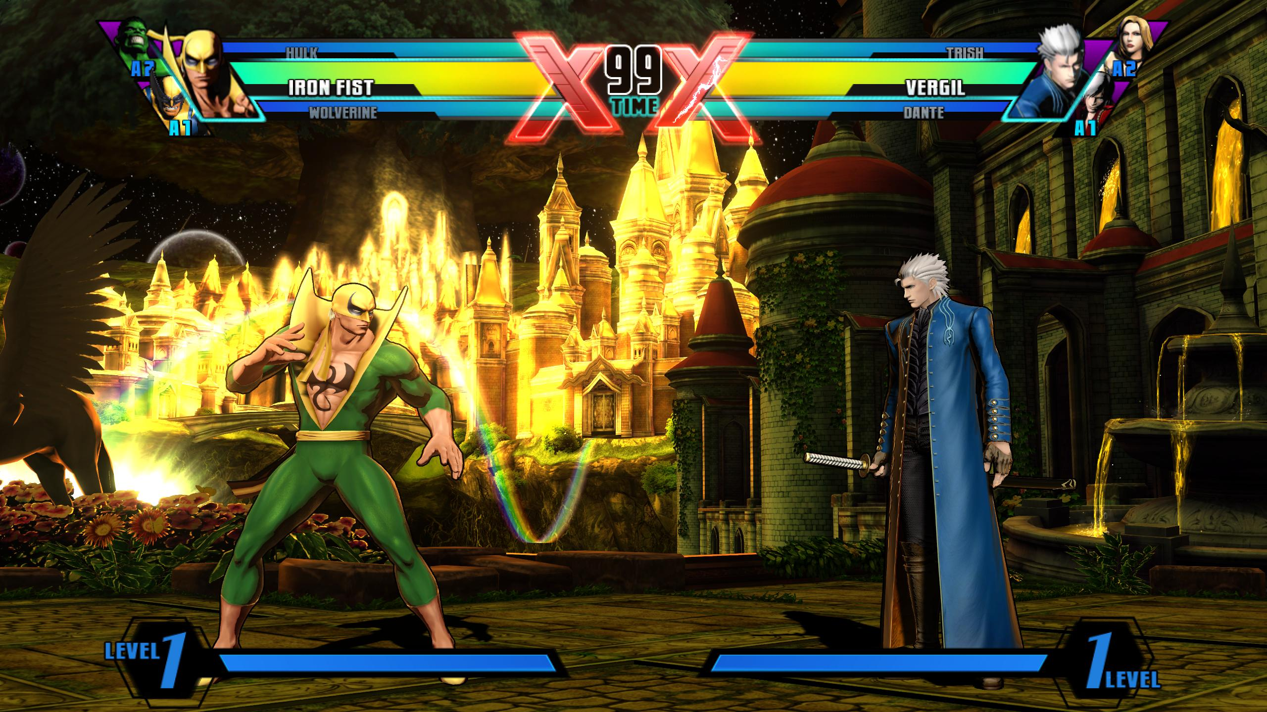 Vergil dans Ultimate Marvel vs. Capcom 3 6150551193_7ebfa3fd92_o