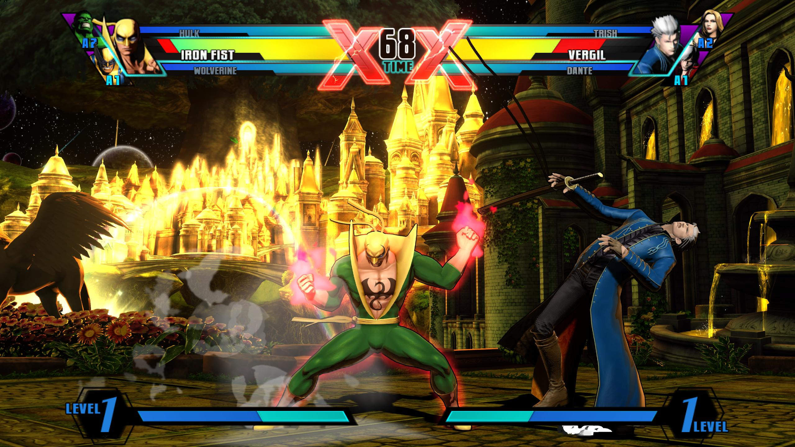 Vergil dans Ultimate Marvel vs. Capcom 3 6150560367_8dcb2d6fa1_o