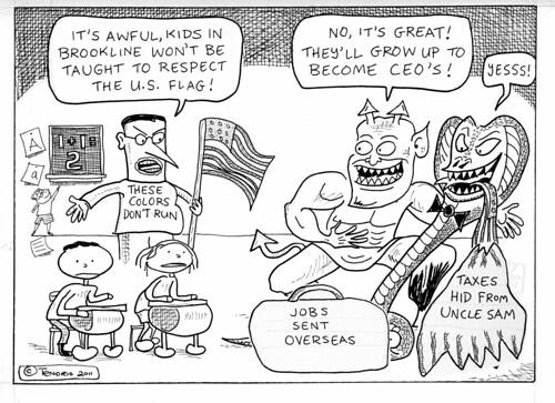 Pledge Cartoon copy by rbtenorio
