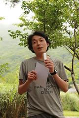 上海《新民週刊》記者汪偉