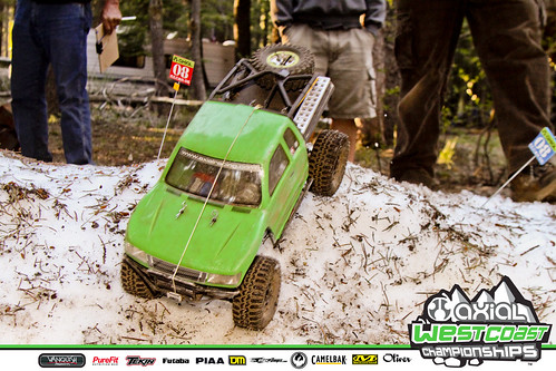 AWCC 2011 SCX10 G6 Challenge™ Stage 1 Friday Night