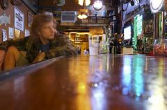 Bar Life (bhop) Tags: vacation bar burlington nc bucket fuji north rusted carolina fujifilm x100