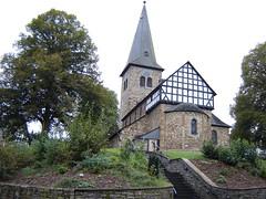 Kirche in Mehren