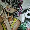 BACK IN 10 MINUTES! (REDesign-ARTS.de) Tags: toilette wc frau flasche rauchen ruhe lockenwickler ungestört malereigemäldeölmalerei