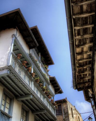 Detail. Comillas. Cantabria. Detalle