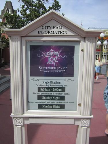 City Hall Info