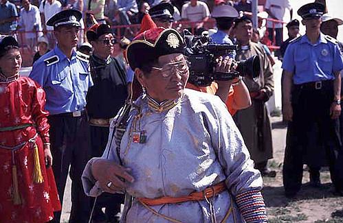 Naadam – svátek všech Mongolů