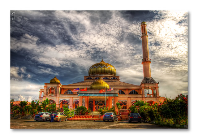 Masjid Kampung Felda Lubuk Merbau, Pendang Kedah