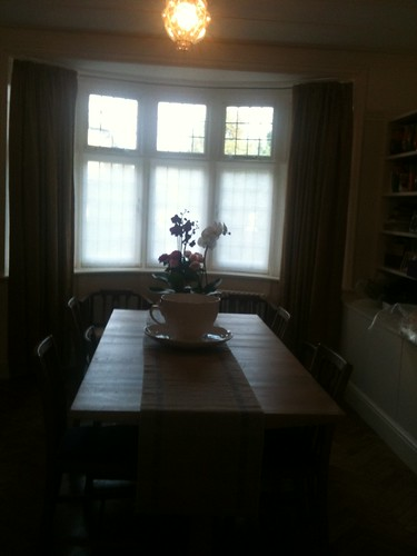 dining room by sashinka-uk