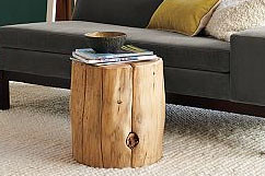 Superb Tree Stump Table. U201c