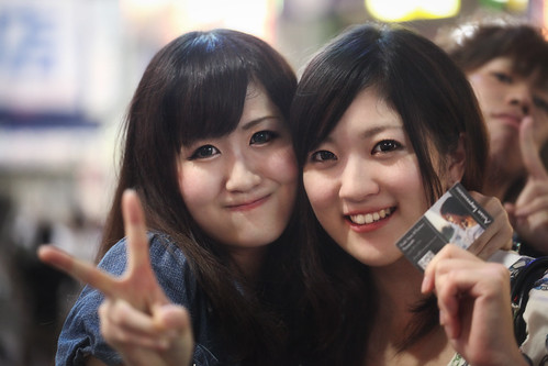 Two japanese teen