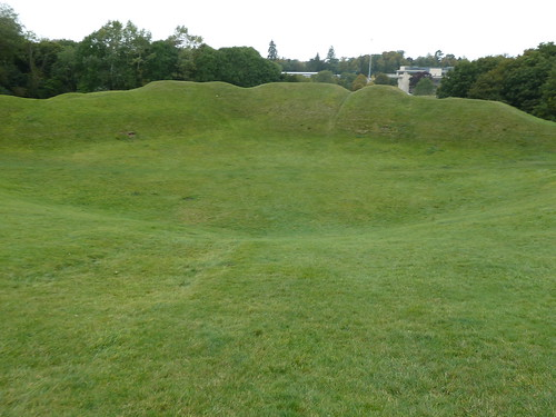Amphitheatre at Cirencester