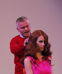 Adam Reed hair styling presentation