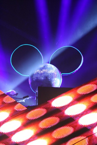 deadmau5 at Verizon Wireless Theater (Houston)