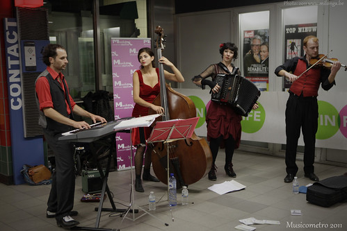 Bruxelles Aires @ Musicometro
