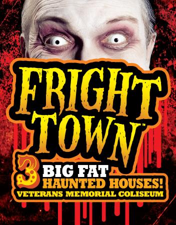 Fright Town, Portland, Oregon