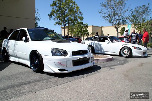 Subie & S2000