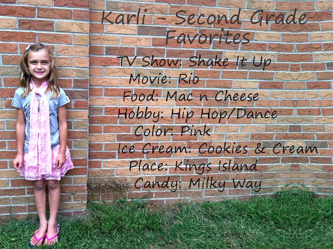 Karli - 2nd Grade