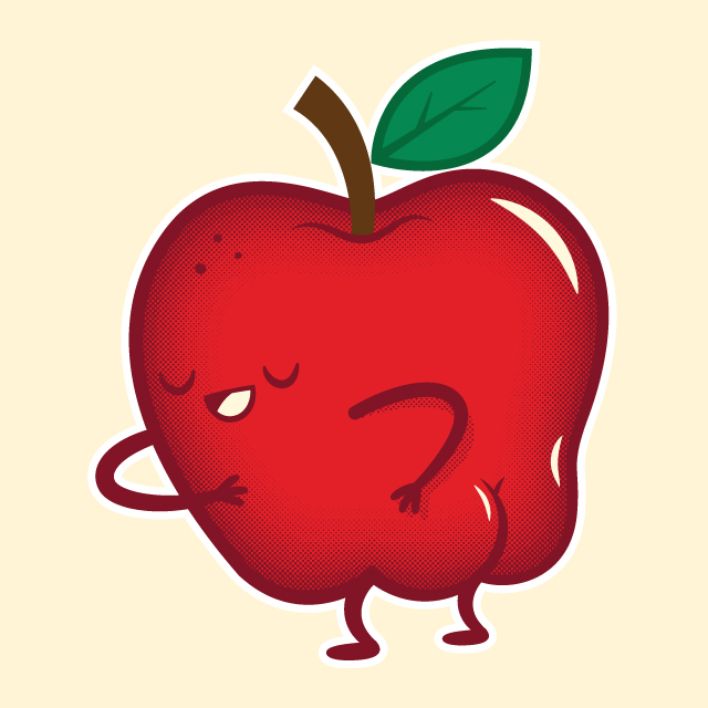 Apple Bottom