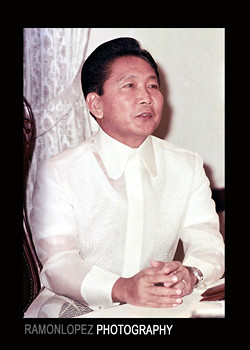 Ferdinand Marcos : The Great Ilocano