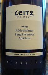 Rheingau Spätlese