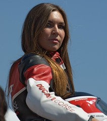 Girl racer (ddindy) Tags: indianapolis motorcycles indiana motorcycle motogp indianapolismotorspeedway