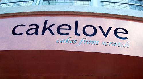 cakelove - exterior