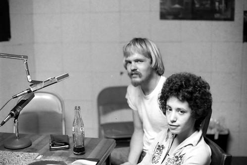 Janis Ian at WLYX -7-1974 (10) by joespake