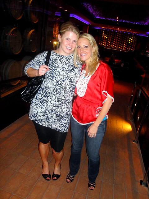 Jess and Tara!