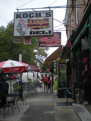 Koch's Deli: West Philadelphia