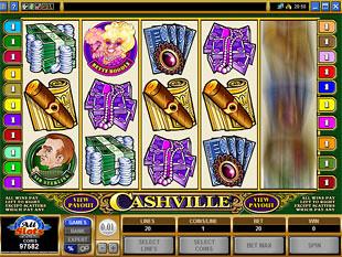 Cashville Slot Machine