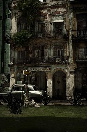 A wonder in Wonderland...Old Havana, Cuba by Rey Cuba